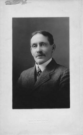 Photograph of George Geddie Patterson