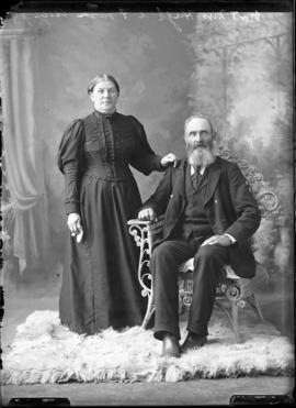 Photograph of Mr. & Mrs. Hugh A. Fraser