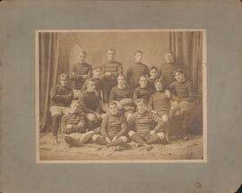 Photograph of Dalhousie Football Team, 1903
