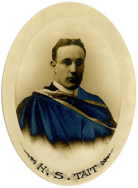Portrait of H.S. Tait : Class of 1914