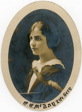 Photograph of Esther Elizabeth MacKay