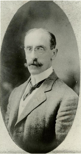 Portrait of George A. Burbidge