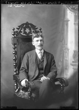 Photograph of Finlay Polson