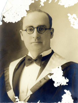 Portrait of Henry Wiche Epp - Class of 1931