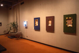 Photograph of Variety / Eye Level exhibition at Memorial University in St. John's, Newfoundland