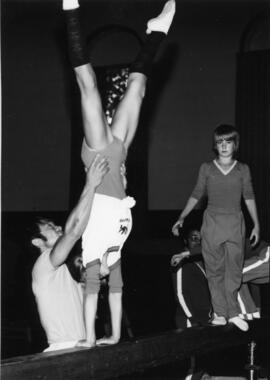 Photograph of Super Skills Summer Camp : Gymnastics