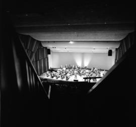 Photograph of an Atlantic Symphony Orchestra performance