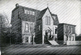 Photograph of the Halifax Medical College