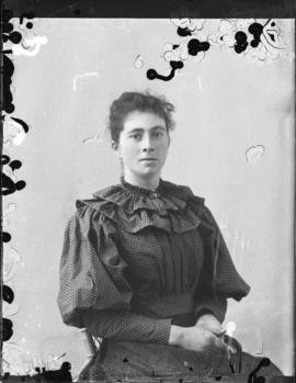 Photograph of Miss McFarlane