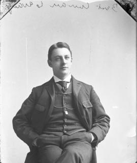 Photograph of Bert Cowan