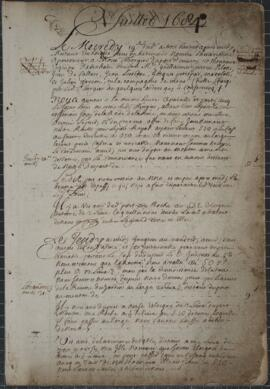 Manuscript journal, detailing an expedition along the Atlantic Coast of Nova Scotia and parts of ...
