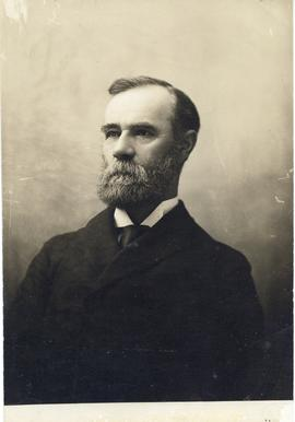 Photograph of John Forrest