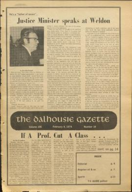 The Dalhousie Gazette, Volume 106, Issue 19
