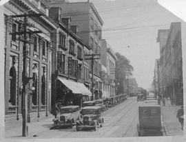 Photograph of Granville Street, Halifax