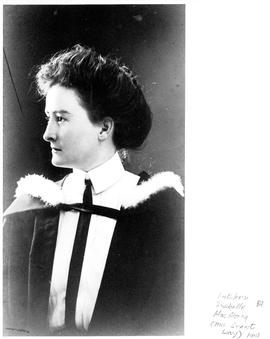 Photograph of Kathleen Isabelle MacAloney