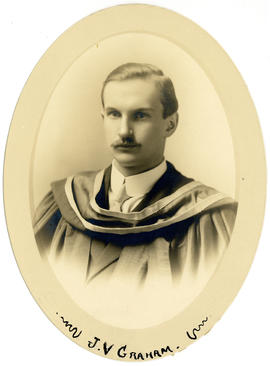 Portrait of Judson Vye Graham : Class of 1915
