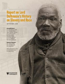 Report of Lord Dalhousie's history on slavery and race