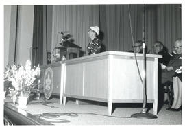 Photograph of Opening Session at Canadian Nurses Association Biennial Convention 1964