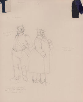 Costume design for Prefect