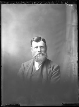 Photograph of W.M. Webster