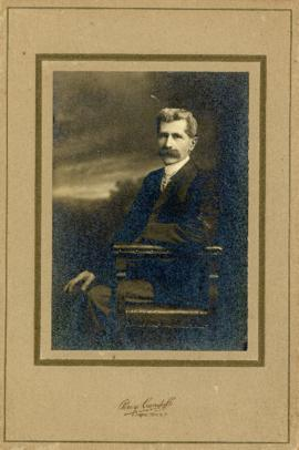 Portraits of unidentified members of the Shaw family