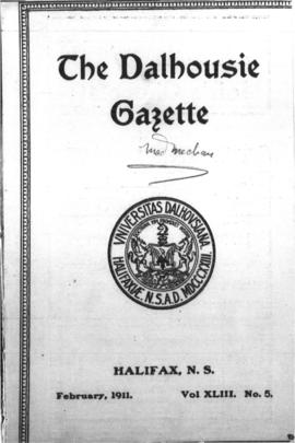 The Dalhousie Gazette, Volume 43, Issue 5