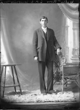 Photograph of Walter Ross