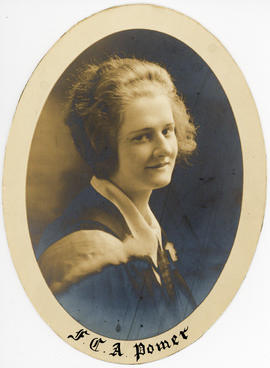 Photograph of Frances Charlotte Aileen Power