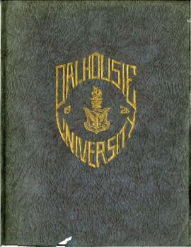 Dalhousie University yearbook 1928