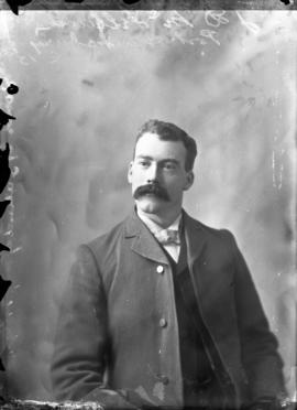 Photograph of J. D. McLellan