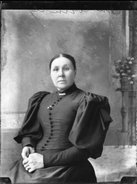 Photograph of Mrs. Connolly