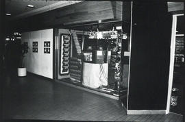 Photograph from exhibition Video Tapes and Diagrams