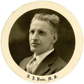 Portrait of R.J. Bean