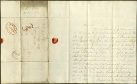Two letters from Mary Dobie to James Dinwiddie