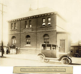 Photograph of Massachusetts-Halifax Health Commission, Health Centre No. 2