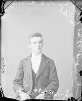 Photograph of Henry West?