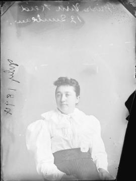Photograph of Miss Vira Reid