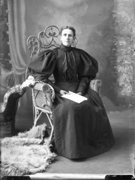 Photograph of Mrs. McLean