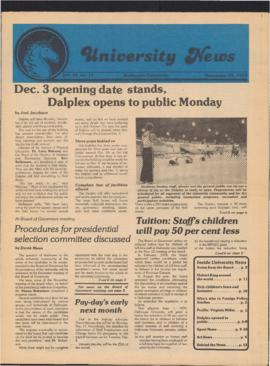 University News, Volume 10, Issue 11