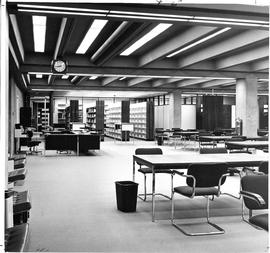 Photograph of the special services area in the Killam Memorial Library