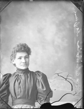 Photograph of Mrs. Chisholm