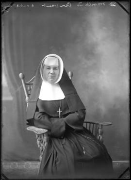 Photograph of  Sister from St. Martha's Convent
