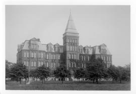 Photograph of Dalhousie College, Forrest Building