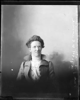 Photograph of Miss. Jessie Bell McDonald