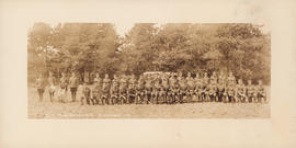 Photograph of the 22nd Field Ambulance, Aldershot, 1939
