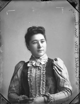 Photograph of Miss McCaskell