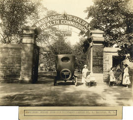 Photograph of Health Clinic No. 1 Gottingen Street entrance