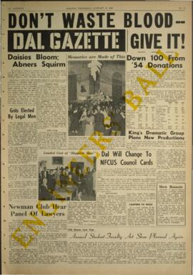 Dal Gazette, Volume 88, Issue 13
