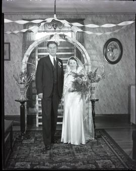 Photograph from the McCullouch - O'Brien wedding