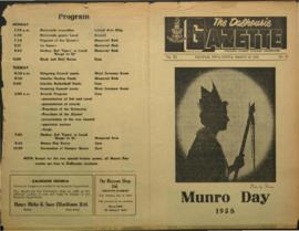 The Dalhousie Gazette, Volume 90, Issue 18
